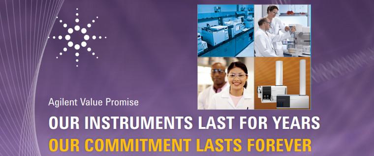 Agilent Value Promise