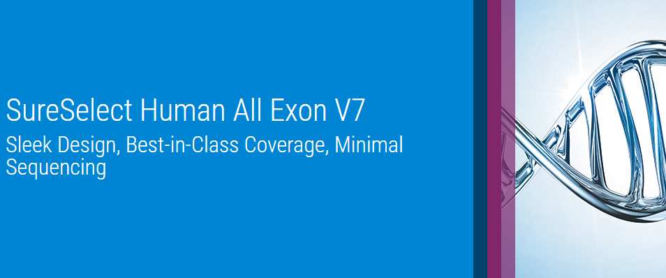 SureSelect Human All Exon V7