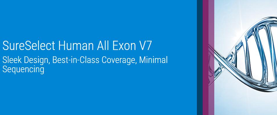 SureSelect Human All Exon V7